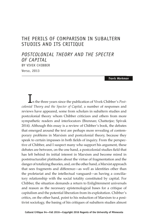 a comparison of the theories of marxism and capitalism Relations during early and late capitalism society the paper expounds those two  theories respectively and compares their difference and connection meantime,   of marx and marcuse's alienation theory will get us better.