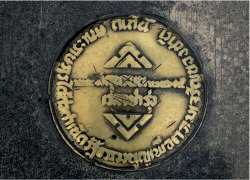 Figure 4. The People's Party Plaque, Bangkok. Source: Author
