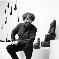 . Fred Wilson. Photograph by Kerry Ryan McFate, courtesy of Pace Gallery.