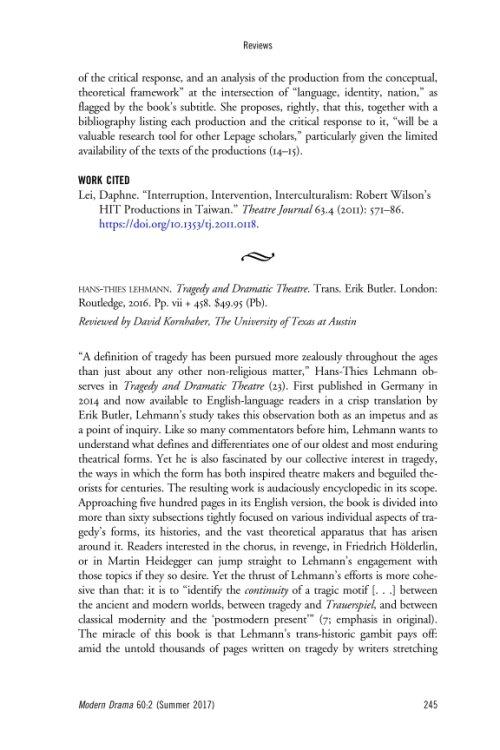 hans thies lehmann postdramatic theatre pdf