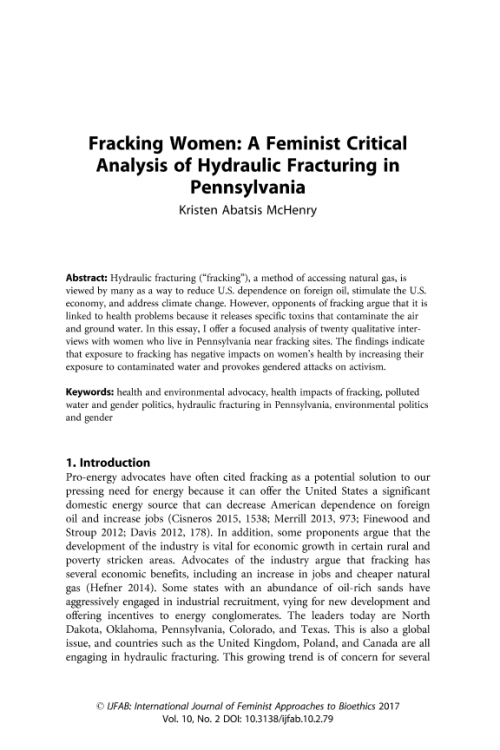 fracking for natural gas essay Persuasive essay: hydrofracking: the bridge to a green future leave a comment posted on april 27, 2015 by crz5048 americans split on support for fracking in oil, natural gas.
