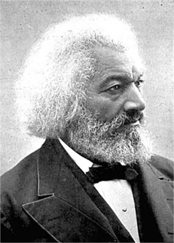 Fig. 3. Frederick Douglass, World's Columbian Exposition, 1893, Wikimedia Commons.