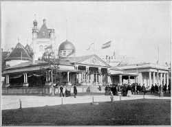 Fig. 6. Haiti Pavilion, World's Columbian Exposition, 1893, Wikimedia Commons. Courtesy of The Field Museum Library, Chicago.