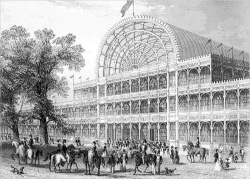 Figure 3. The Crystal Palace in The Great Exhibition, 1851