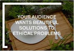 Fig. 9. An image from Set-Live's website suggests how the agency is concerned about engaging and solving ethical problems.