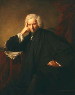 Figure 7. Joshua Reynolds, Laurence Sterne, oil on canvas, 1760, London, National Portrait Gallery.