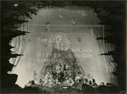 Figure 7. Underwater palace, Undine (Albert Lorzing), Mannheim, 1936. Photograph. TWS.