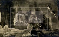 Figure 17. The Rheintōchter, Das Rheingold (Richard Wagner), Berlin, 1906. Postcard after photograph by Emil Schwalb. TWS.