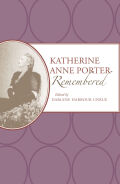 Katherine Anne Porter Remembered Cover