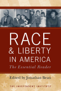 Race and Liberty in America Cover