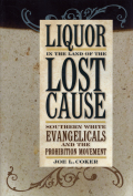 Liquor in the Land of the Lost Cause Cover