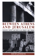 Between Athens and Jerusalem Cover