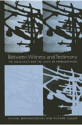 Between Witness and Testimony Cover