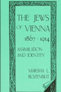 Jews of Vienna, 1867-1914, The