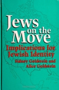 Jews on the Move Cover