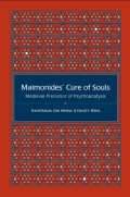 Maimonides' Cure of Souls