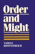 Order and Might
