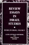 Review Essays in Israel Studies: Books on Israel, Volume V