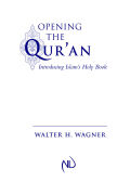 Opening the Qur'an cover