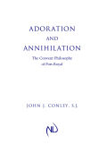 Adoration and Annihilation Cover