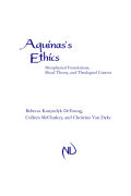 Aquinas's Ethics Cover