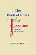 The Book of Rules of Tyconius Cover