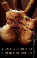 African American Bioethics Cover