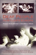 Deaf People in Hitler's Europe Cover