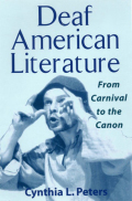 Deaf American Literature Cover