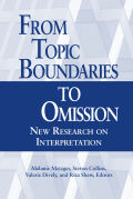 From Topic Boundaries to Omission Cover