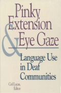 Pinky Extension and Eye Gaze Cover