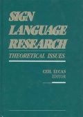 Sign Language Research Cover