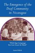 The Emergence of the Deaf Community in Nicaraugua Cover