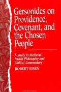 Gersonides on Providence, Covenant, and the Chosen People