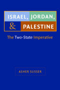 Israel, Jordan, and Palestine Cover