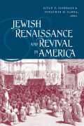 Jewish Renaissance and Revival in America Cover
