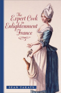 The Expert Cook in Enlightenment France Cover