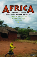 Africa: A Practical Guide for Global Health Workers Cover