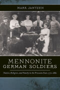 Mennonite German Soldiers Cover