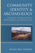 Community Identity and Archaeology Cover