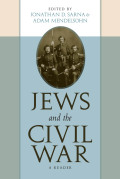 Jews and the Civil War cover
