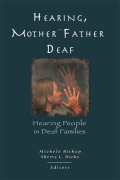 HEARING, MOTHER FATHER DEAF Cover