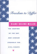 Freedom to Differ Cover