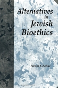 Alternatives in Jewish Bioethics Cover
