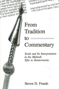 From Tradition to Commentary cover