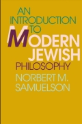 Introduction to Modern Jewish Philosophy, An