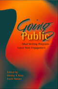 Going Public: What Writing Programs Learn from Engagement