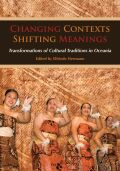 Changing Contexts, Shifting Meanings Cover