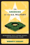 The Greening of the U.S. Military Cover