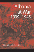 Albania at War, 1939-1945 Cover